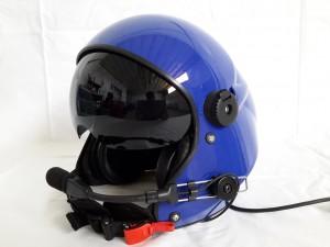northwall helmet blue