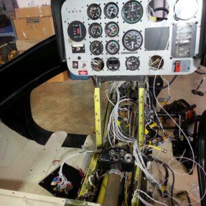 Bell 206L In Progress
