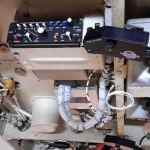Crew Audio Panel, with Skye Avionics Drop Cords